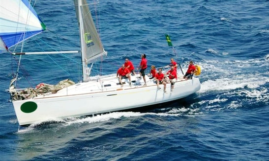'enif' First 40.7 Regatta Monohull Charter & Trips In Carloforte
