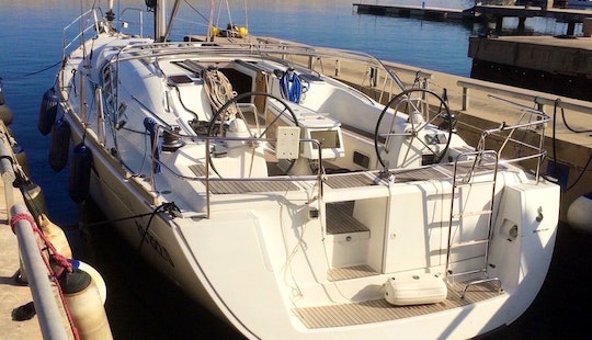 Sailing Yacht Charter Oceanis 46