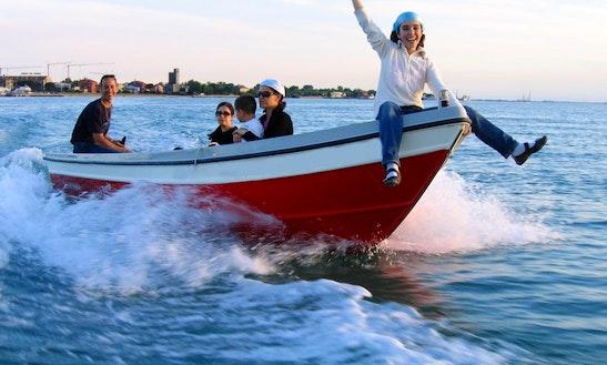 Passenger Boat Rental In Cavallino-treporti