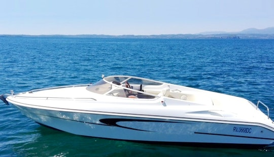 Rent A Sessa Key Light '21 Deck Boat In Bardolino, Italy