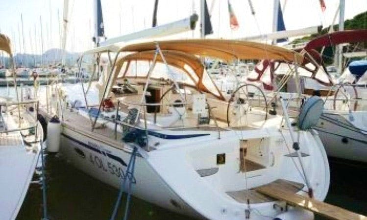 Book this Bavaria 50 Cruiser for the perfect day of sailing - Sirius