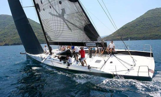 Charter Tutta Trieste 2 Cruising Monohull In Kotor, Montenegro