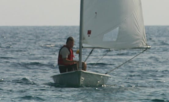Rent a Sailing Dinghy in Skiathos, Greece