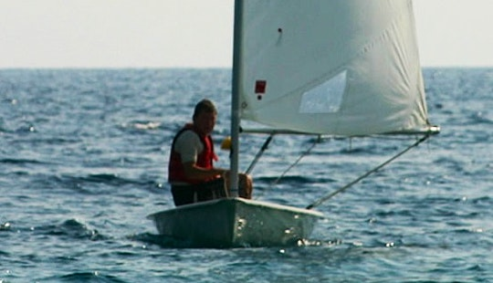 Rent A Sailing Dinghy In Skiathos, Greece