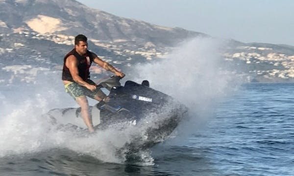 Yamaha Jet Ski Rental In Fuengirola, Spain