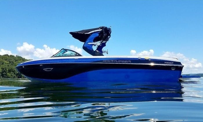 Best Wakesurf Boat on the water!