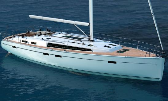 Charter 51' Bavaria Cruiser Cruising Monohull In Zadar, Croatia