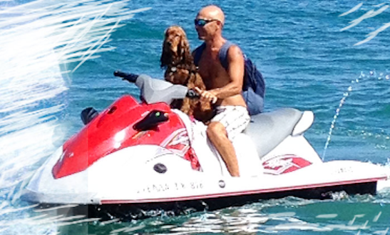 Rent A Jet Ski In Platanias, Greece