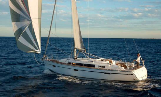 Charter 41' Bavaria Cruiser Cruising Monohull In Zadar, Croatia