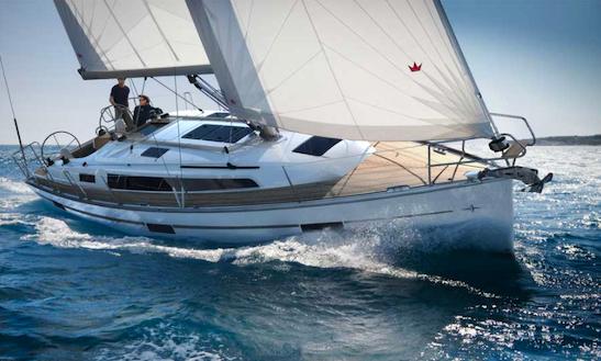 Charter 37' Bavaria Cruiser Cruising Monohull In Zadar, Croatia