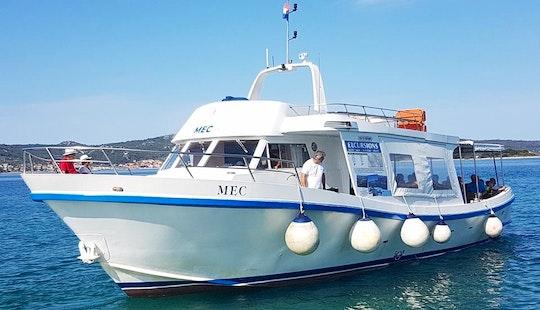 Charter Mec Motor Yacht In Biograd Na Moru, Croatia