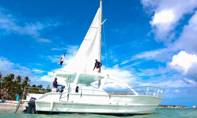 38 foot sailing cat for Private Charters Excellent For Group Celebrations!