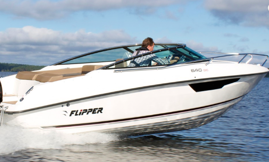 Charter 20' Flipper Cuddy Cabin In Zadar, Croatia
