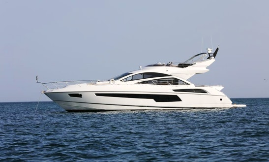 Rent This Amazing Yacht In Puerto Banus With All Water Toys Included