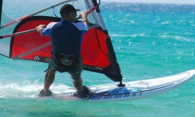 Enjoy Windsurfing in Mellieħa, Malta