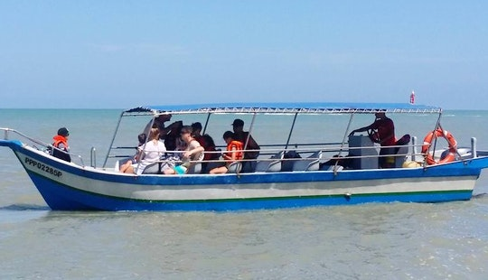 Enjoy A Private Boat Tour In Penang, Malaysia