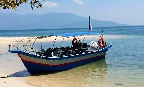 Charter A Passenger Boat In Penang, Malaysia