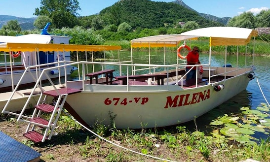 Charter A Canal Boat In Virpazar, Montenegro