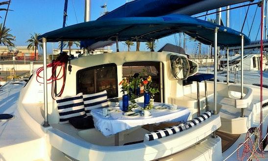 Catamarán En Barcelona Para Charter