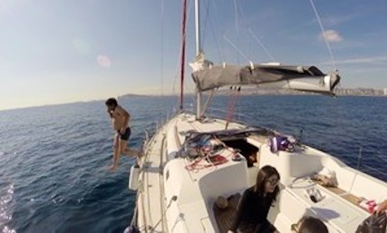Cruising Monohull Rental In Barcelona
