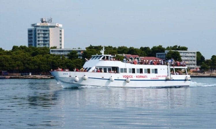 INA Passenger Boat Trips in Vodice