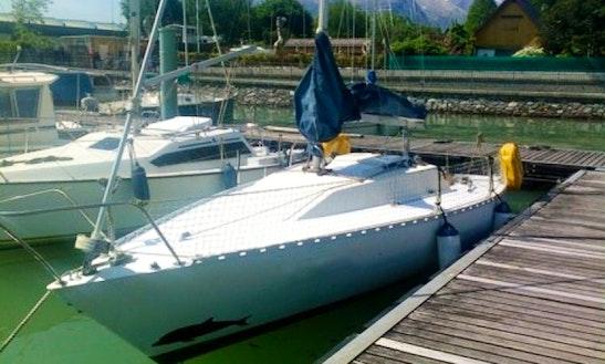Boat Charter Carmex  Mini Ton 27 In Tuscany