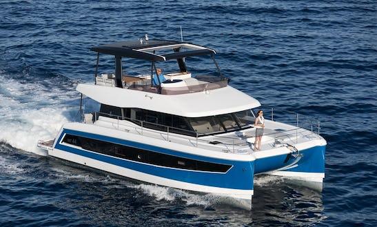 Charter 44' Fountaine Pajot - Fusion Power Catamaran In Slano, Croatia