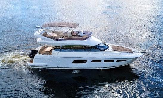 Motor Yacht Rental In Cartagena