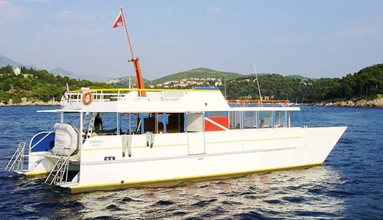 Dive Boat Trips And Snorkeling Excursion In Dubrovnik