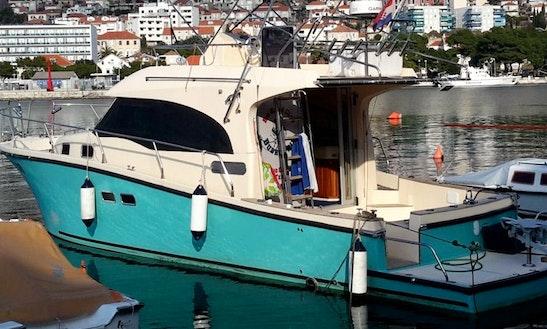 Servantes Ii Fishing Boat In Dubrovnik