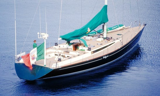 Explore Western Mediterranean On 84ft