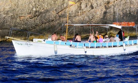 'ya Esta Aqui' Boat Sunset Cruise In Sant Antoni De Portmany