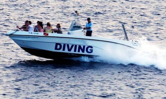 Scuba Diving In Sant Josep De Sa Talaia