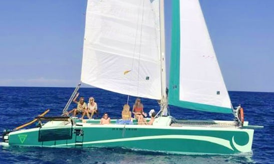 Enjoy Illes Balears, Spain On A Cruising Catamaran