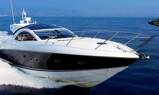 Sunseeker Camargue 44 Motor Yacht Rental In Eivissa