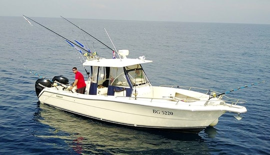 Enjoy Fishing On 30' Pursuit 3070 Cc Center Console In Zadar, Croatia