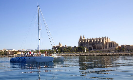 Charter 50' Sailing Catamaran In Palma