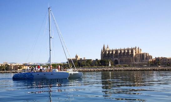 Charter 50' Sailing Catamaran In Palma