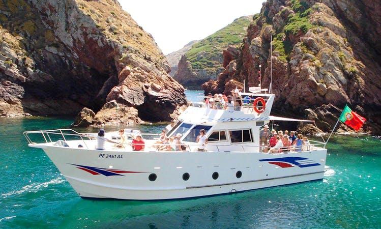 Charter 49' Miragem Motor Yacht in Nazaré, Portugal