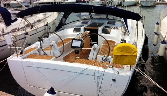 Hanse 415 For Sailing Charter From Pomer