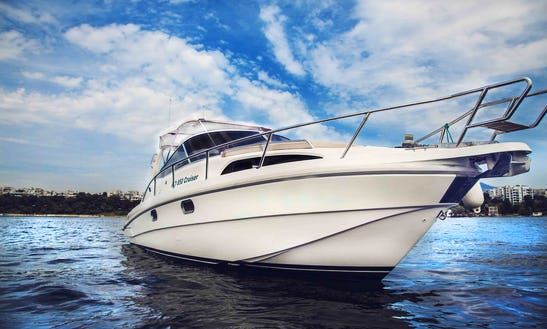 Motor Yacht Rental In Ornos
