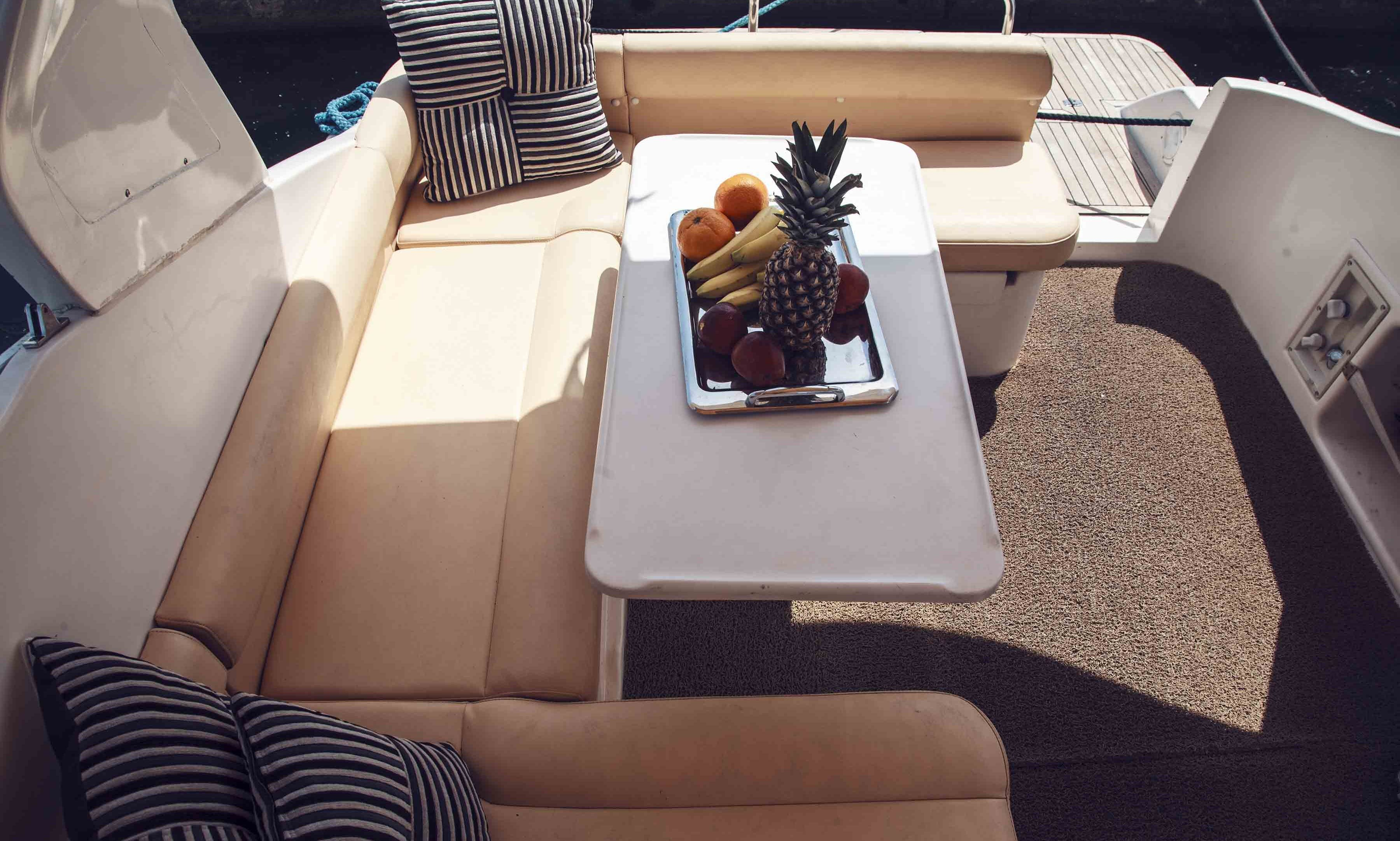 6 Person Yacht Charter in Ornos, Greece