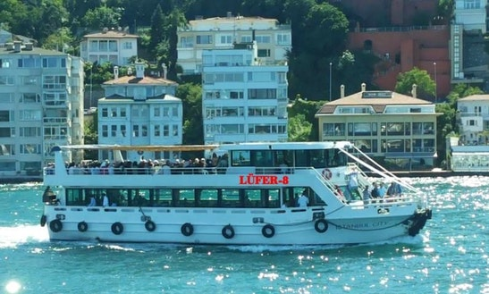 Enjoy Dinner Cruise In Istanbul, Turkey On Lufer 8