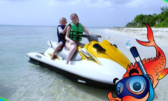 Rent A Jet Ski In Quintana Roo, Mexico
