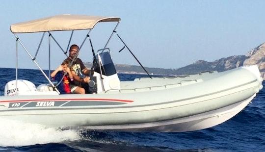 Selva 470 No Licence Required!!! Port Alcudia