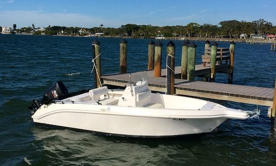Center Console Proline Sport Boat 20ft