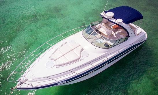 Our 2008 37' Four Winns Vista Is The Perfect Cruiser!