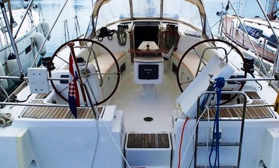 Charter 43' Playmaker Cruising Monohull In Sukošan, Croatia