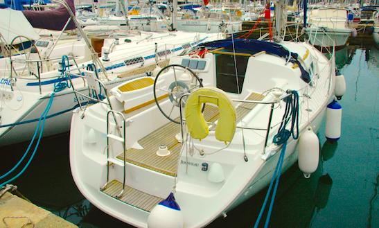 Charter 32' Sun Odyssey Cruising Monohull In Zadar, Croatia