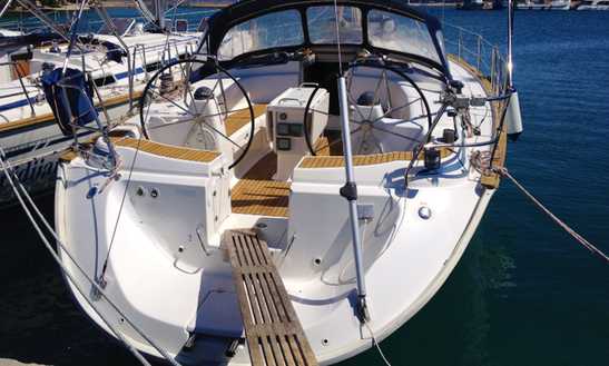 Charter A 10 Person Bavaria Cruising Monohull In Zadar, Croatia For Your Next Sailing Adventure